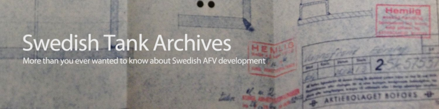 Swedish tank archives