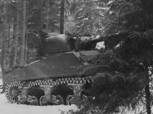 February 28th, 1948. Photo credit: Westerlund/Försvarsstabens pressavdelning.