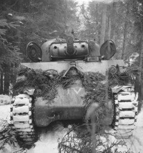 March 1st, 1948. Photo credit: Westerlund/Försvarsstabens pressavdelning